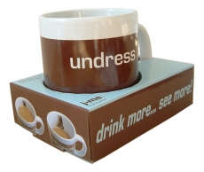Undress me beker