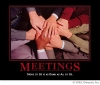*EOL* Meetings Poster